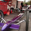 Drag Racing, Alastaro, Finland, 2009